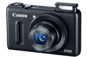 La PowerShot S100 es una cámara digital sofisticada, poderosa y a la vez portátil